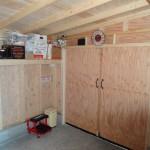 物置 収納 タイヤ置き場 小屋 ナチュラル 木製 オーダーメイド 自然素材