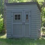 物置 収納 タイヤ置き場 かわいい 庭 小屋 ナチュラル 木製 オーダーメイド 自然素材